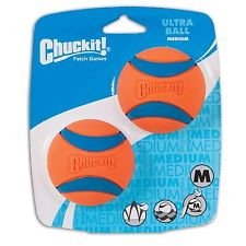 Chuckit Ultraball Medium 2pk